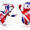 Simbol Dajjal Jadi Maskot Olimpiade London 2012