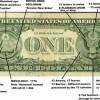 Nah lho…. Ada Mantra Sihir pada Uang Kertas Dollar AS!