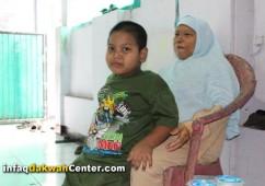 Ikrimah Anak Mujahid Sembuh dari DBD & Meningitis, Donasi Rp 12 Juta Telah Disalurkan