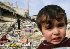 Solidaritas Peduli Gaza & Suriah: Derita Mereka adalah Derita Kita Juga, Ayo Bantu!!
