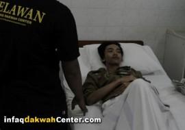 Operasi Penyumbatan Usus, Aktivis Nahi Mungkar Solo Butuh Biaya Rp 12 Juta. Ayo Bantu!!