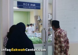 Anak Mujahid Komplikasi Demam Berdarah & Meningitis. Ayo Bantu!!