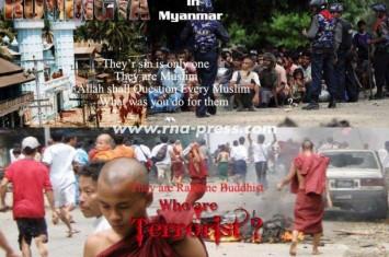 Image of Sejarah Islam Arakan dan Kejahatan Budhdha Burma terhadap Muslim Rohingya