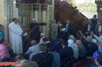 2 Turis Rusia Masuk Islam di Masjid Kota Wisata Mesir