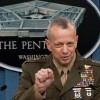 Jenderal AS, John Allen Klaim Serangan Udara Koalisi Salibis Dunia Mampu Hentikan Kemajuan ISIS
