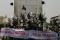 Foto: Aksi HTI Bekasi Tolak Kenaikan Harga BBM, TDL dan Legalisasi Aborsi