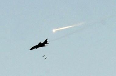 Mujahidin IS Tembak Jatuh Pesawat Tempur Rezim Assad di Damaskus, Tewaskan Sang Pilot