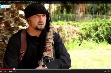 Mantan Perwira Kadensus Polisi Tajikistan Bergabung dengan Daulah Islamiyah (ISIS)