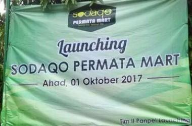 Launching Sodaqo Permata Mart, Nikmati Bazar Kuliner & Baksos Kesehatan!