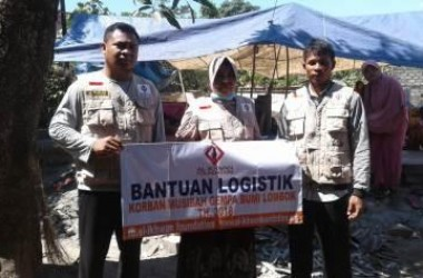 Ada 270 Ribu Pengungsi Gempa Lombok, Ayo Bantu Bersama Al-Ikhwan Foundation!