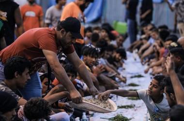 Ramadhan Bulan Kepedulian kepada Orang Susah
