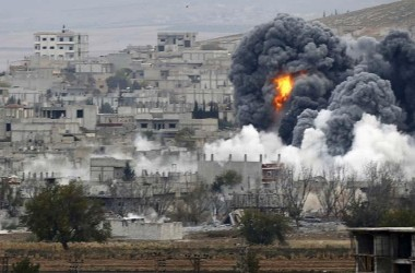 Kota Ghautha ada Dalam Hadits, ''Benteng Terakhir Umat Islam''