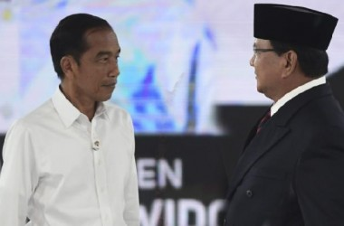 Dilema Prabowo dan Jokowi