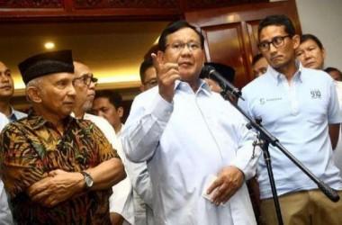 Dicaci, Prabowo Berpeluang Jadi Presiden