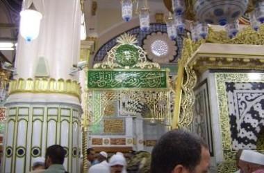 Raudhah; Tempat Paling Mulia di Masjid Nabawi