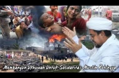 Muslimin Lemah Dibantai di Rohingya, Masih Tak Mau Jihad?