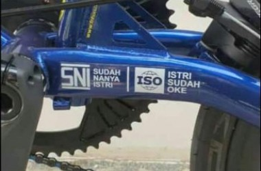 Mau Beli Sepeda? Harus SNI (Sudah Nanya Istri) & ISO (Istri Sudah Oke)