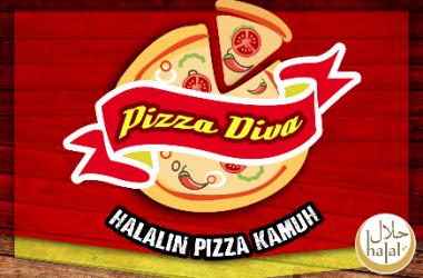 Pizza Diva Halal Hadir 4 Rasa baru, Raih Rp. 20 Jutaan/bulan