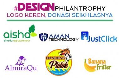 Butuh Logo Keren? Bayar Seikhlasnya Khusus Bisnis UKM Muslim