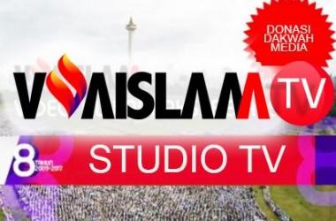 VOA ISLAM MENGAJAK PEMBACA INFAQ STUDIO TV VOA ISLAM. Raih Pahala Abadi