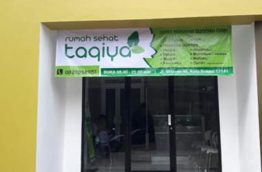 Voa-Islam & Pikulbareng HADIRKAN Rumah Sehat TAQIYA di Bekasi