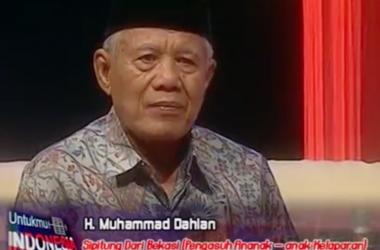 Sosok Pendiri Voa-Islam yang akrab di Sapa Si Pitung dari Bekasi