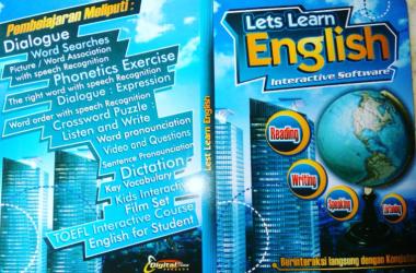 Mahir Berbahasa Inggris Dalam Waktu 30 Hari Dari Nol sampai Mahir, Hanya Rp.400rb