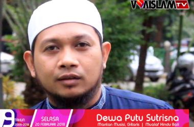 [VIDEO-2] Anak Dewa Nyaris Meninggal, Ust Khalid Basalamah: Shalat Solusinya