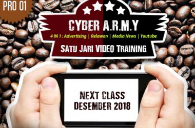KOPI DIGITAL (7): Training 1 Jari Bikin Video Iklan, News #17 BEKASI