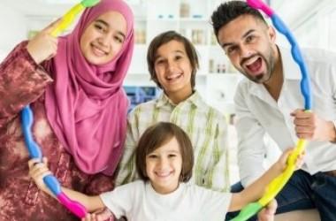 Inilah 8 Langkah Bersabar Mendidik Buah Hati Saat Pandemi