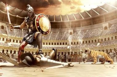 Duel ala Gladiator Kekinian, Bikin Horor