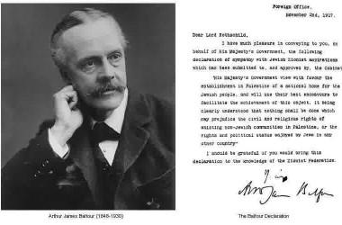 Deklarasi Balfour Awal Bencana Bagi Bangsa Palestina