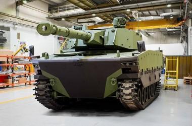 Bermitra dengan PT Pindad, Turki Berhasil Kembangkan Tank Baru