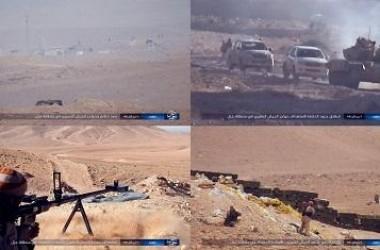 Islamic State (IS) Potong Jalur Pasokan ke Bandara Militer Rezim Assad di Deir Al-Zor