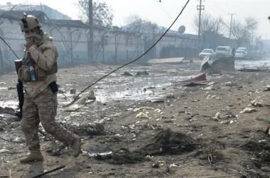 4 Orang Tewas dalam Serangan Bom yang Menargetkan Konvoi Intelijen Afghanistan