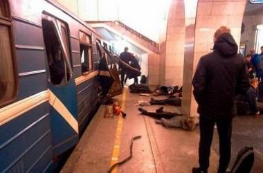 Kelompok Terkait Al-Qaidah Nyatakan Tanggung Jawab atas Pemboman di Metro St.Petersburg Rusia
