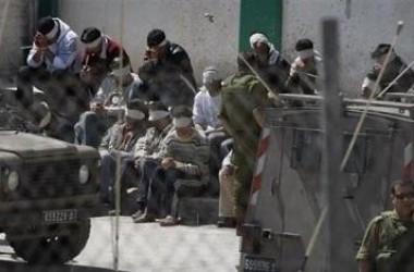 Zionis Israel Tangkap 337.000 Warga Palestina Sejak Intifada Pertama Meletus
