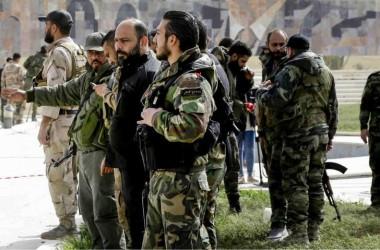 Serangan Kejutan Islamic State (IS) dekat Kota Mayadin Tewaskan 25 Tentara Suriah