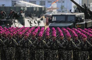 Persis Harap TNI Istiqomah dalam Menjaga NKRI