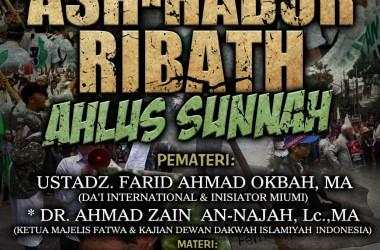 Ikutilah! Daurah dan Diklat Ash-Habur Ribath Ahlus Sunnah
