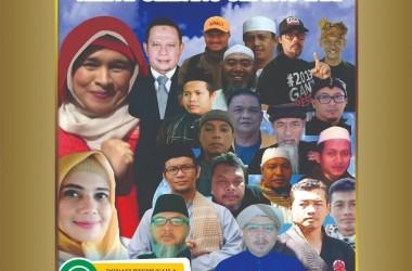 Tanggal 18 Agustus 2018, Relawan 2019 Ganti Presiden Jabar Deklarasi Di Depan Gedung Sate
