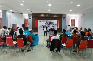 YMN Kembali Gelar Training Manajemen Masjid