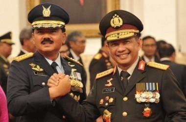 ICMI Muda Desak Presiden Batalkan MoU TNI dan Polri