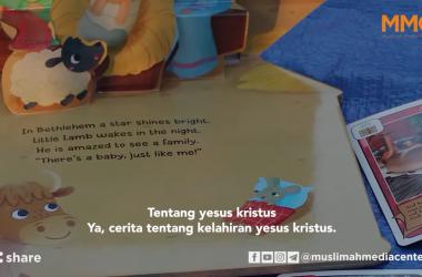 Beredar Video Kesaksian Ibu Soal Hadiah Natal yang Dibagikan kepada Korban Gempa Lombok