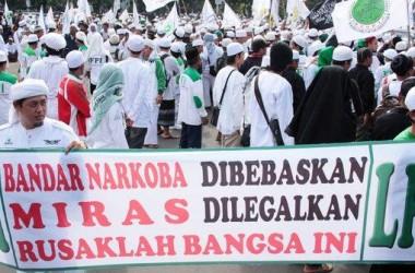 Jama'ah Ansharusy Syari'ah: FPI adalah Ikon Perlawanan Terhadap Kedzaliman