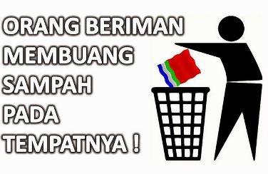 Menjaga Kebersihan Lingkungan Bagian Dari Iman Voa Islam Com