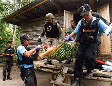 konflik pattani thailand