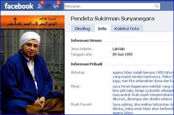 Misionaris Catut Habib Munzir Al Musawa Untuk Lecehkan Nabi