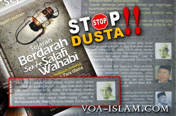 Sejarah Berdarah Sekte Salafi Wahabi Pdf Download