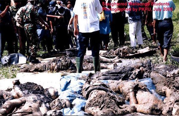 Pembantaian Di Selandia Baru Wikipedia: Pembantaian Sadis Salibis Latar Belakang Gejolak Di Poso